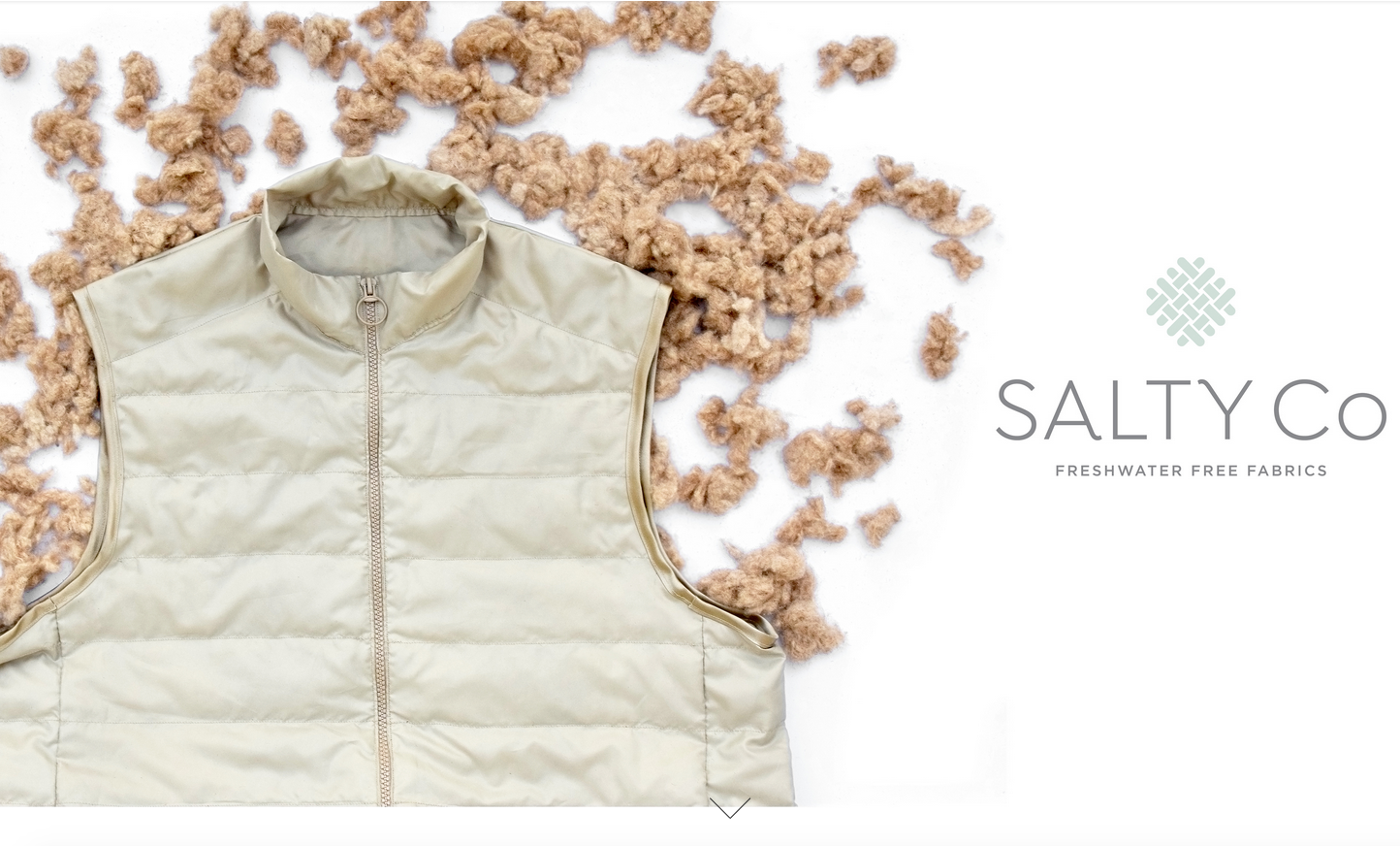 Sustainable Fabrics From Seawater